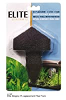 Elite Stringray 15 Filter Foam Pad Change one every 2 weeks for crystal clear water. Provides effective filtration Item Package Quantity: 1