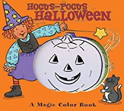 A Magic Color Book: Hocus-Pocus Halloween (Magic Color Books)
