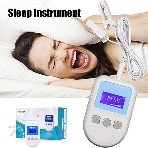Ti-Fa Schlaflosigkeit Physiotherapie-Instrument Schlafinstrument Schlaflosigkeit Anti- Schlafhilfe Hirn-Pulsphysiotherapie CES Kranialer Elektrotherapie-Stimulator