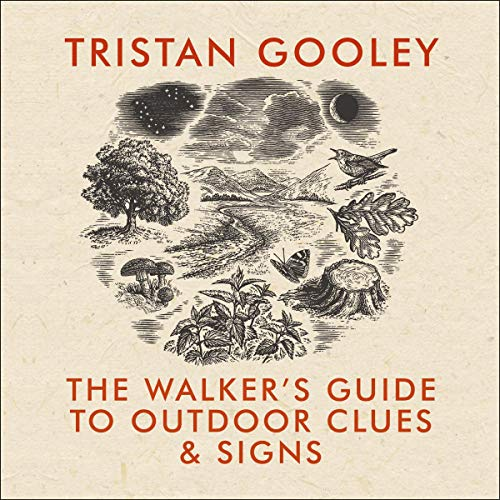 The Walker's Guide to Outdoor Clues and Signs audiobook cover art