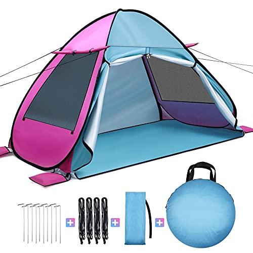wilbest Campas Tiendas de Campas (Azul Rosa)…