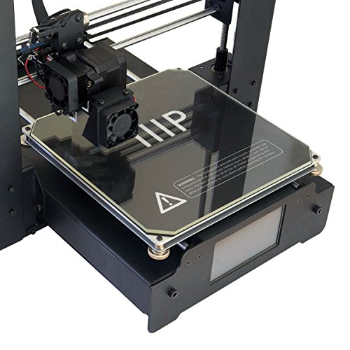 [Gulfcoast Robotics] Borosilicate Glass for Wanhao Duplicator i3 Anet A8 MP Maker Select 3D Printers, 4mm Thick.