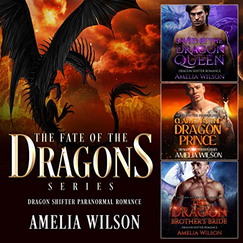 Couverture de The Fate of the Dragons Series