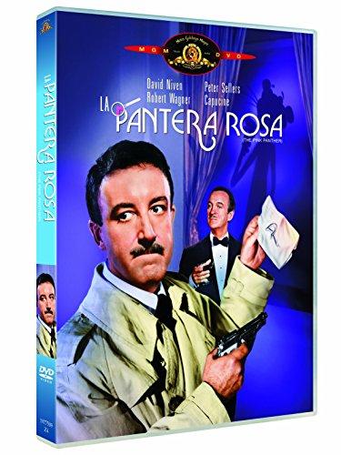 La Pantera Rosa - Ver. 1963 [DVD]