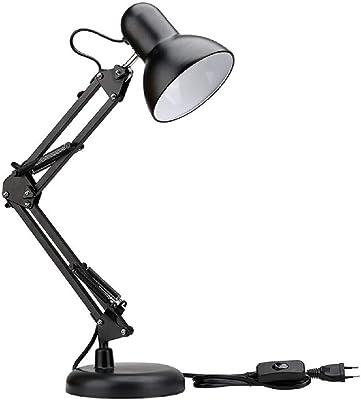 Pince De Avec Solide Lampe Bureau Industrielle Lighting Socle Ever CQrxhdts
