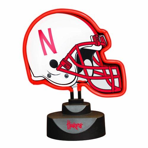 NCAA University of Nebraska Neon Helm