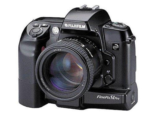 Fuji FinePix S1-Pro Digitale Spiegelreflexkamera (3,4 Megapixel)
