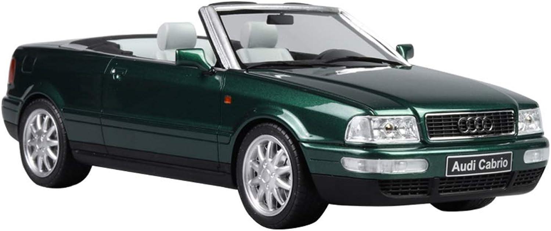 Web oficial GAOQUN-TOY 1 18 Audi Audi 80 Converdeible B3 2.8 2.8 2.8 Limited Resin Coche Model (Color   verde, Tamaño   27cm11cm9.5cm)  estar en gran demanda