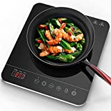 Aobosi induction Hob, Portable Induction Cooktop...