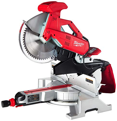 Milwaukee 6955-20 12' Sliding Dual Bevel Miter Saw