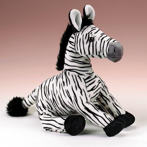 nuevo estilo Zebra Stuffed Animal Plush Toy 14 H by Wildlife Artists Artists Artists  la calidad primero los consumidores primero