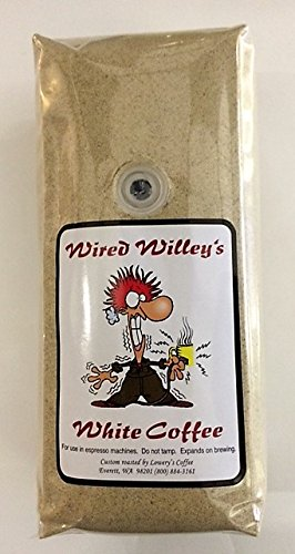 Wired Willey's White Coffee, 2 lb