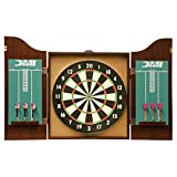 Best Dart Board Cases - DMI Sports Recreational Dartboard Cabinet Set - Includes Review