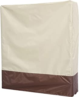 Zero Gravity Chair Cover 420D Waterproof Outdoor Zero Gravity Folding Chair Cover Patio Furniture Covers All Weather Resis...