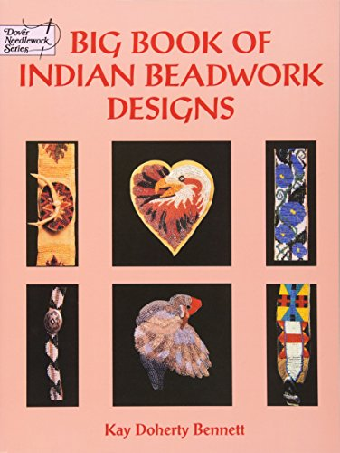 Big Book Indian Beadwork Designs (Dover Needlework Series)