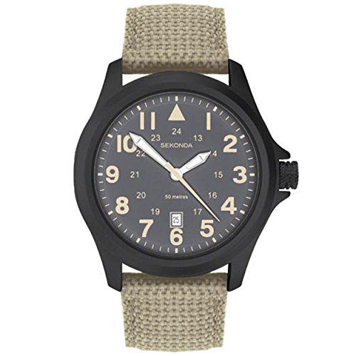 reloj Sekonda clásico