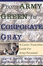 From Army Green to Corporate Gray: A Career Transition Guide for Army Personnel