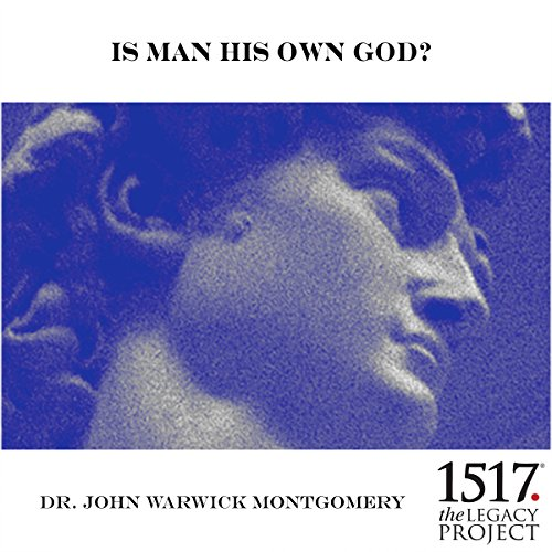Is Man His Own God? audiobook cover art
