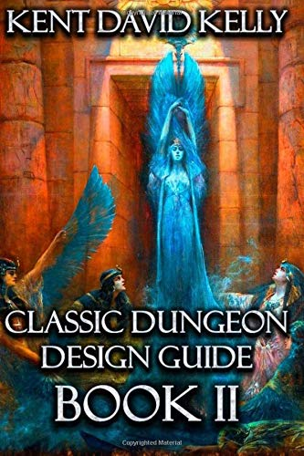 The Classic Dungeon Design Guide II: Castle Oldskull Gaming Supplement CDDG2