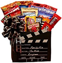 Red Box Movies and Snacks Gift Box
