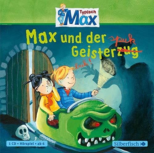 Typisch Max 3: Max und der Geisterspuk: 1 CD (3)