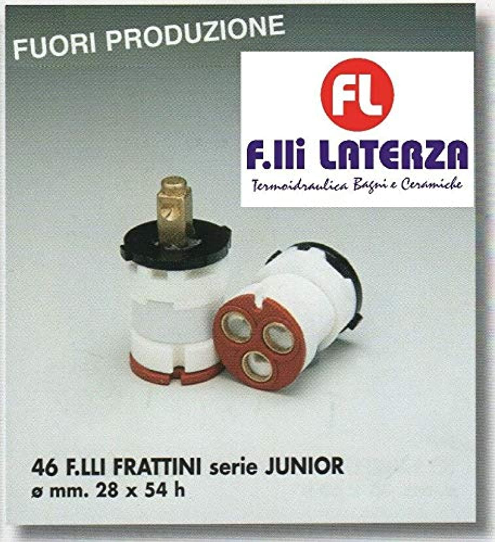 Ceramic Cartridge Mixer F.LLI FRATTINI Junior Series