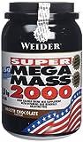 Weider Weight Gainer Mega Mass 2000 Complément alimentaire Marron 1500 g