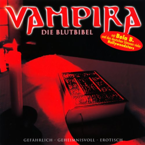 Die Blutbibel audiobook cover art