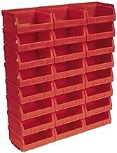SEALEY apdc48/Cadre en acier tr/ès r/ésistant avec 48-drawer Armoire Bo/îte