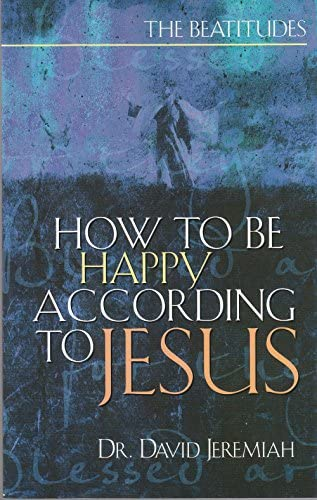 The Beatitudes How to be Happy According to Jesus The Beatitudes product image