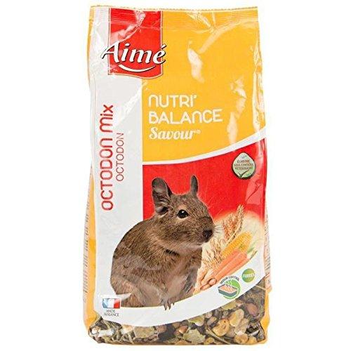 AIME Nutri'balance Savour Mix Mélange de granules - Pour octodon - 900g
