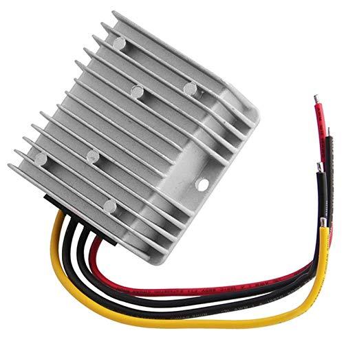 ZYY Car Buck Power Module, Step Down to 12V 20A Voltage Regulator Buck Converter Automotive Adaptive Cruise Control Power Supply Reducer