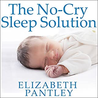 The No-Cry Sleep Solution cover art