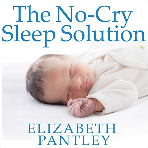 The No-Cry Sleep Solution Titelbild