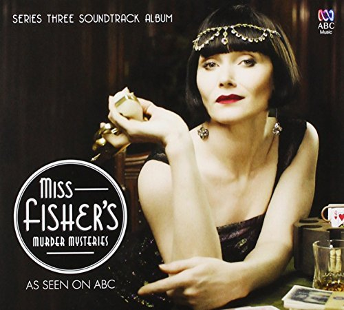 Miss Fisher's Murder Mysteries: Series Three Soundtrack - Otv By Various Artists (2015-05-04)