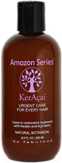 Amazon Series Keracai Restorative Leave in Treatment, 250ml