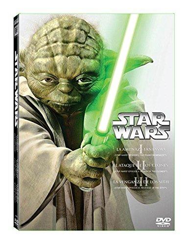 Star Wars Trilogia Episodios 1,2 y 3 Español Latino
