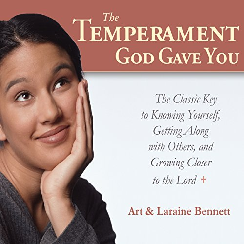 The Temperament God Gave You audiobook cover art
