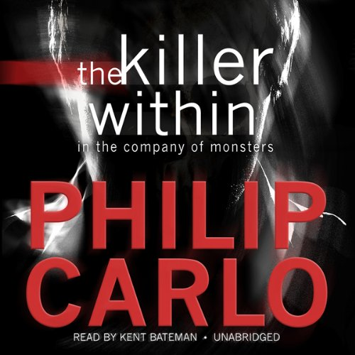 The Killer Within audiobook cover art