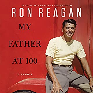 My Father at 100 audiobook cover art