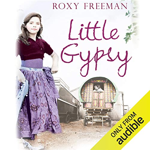 Little Gypsy audiobook cover art