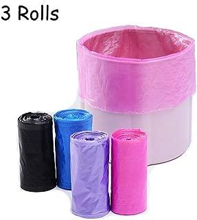 Glad Small Trash Bags Bio Degradable Garbage Bags Garbage Bags Wholesale Dog Waste Bags Trash Bags Recycable Garbage Basket Bags Garbage Bag 5l Trash Bag 3 Gallon Trash Bags (3rolls thick blue)