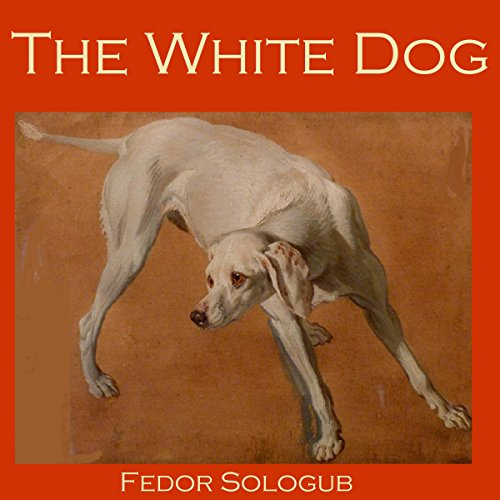 The White Dog audiobook cover art