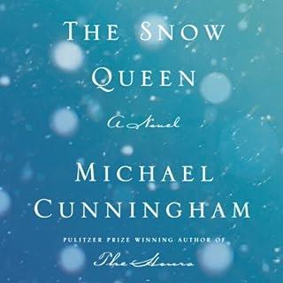 The Snow Queen audiobook cover art