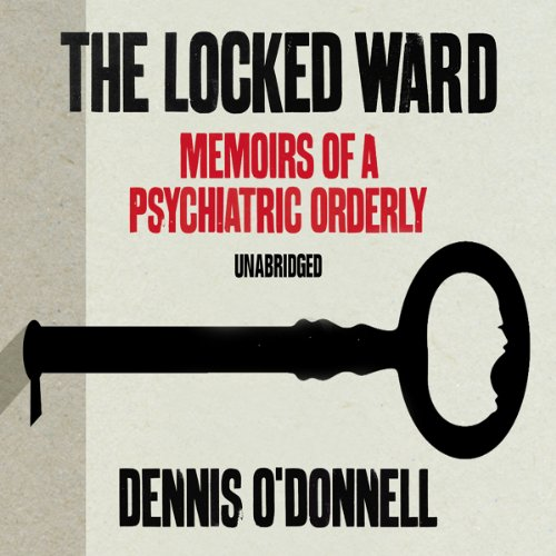 The Locked Ward audiobook cover art