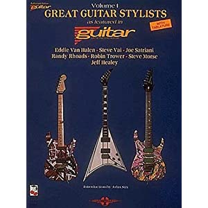 Great Guitar Stylists Vol. 1
