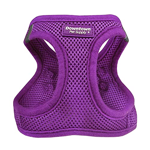 Downtown Pet Supply No Pull, Step in Adjustable Dog Harness with Padded Vest, Easy to Put on Small, Medium and Large…