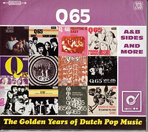 Q'65 - Golden Years Of Dutch Pop Music