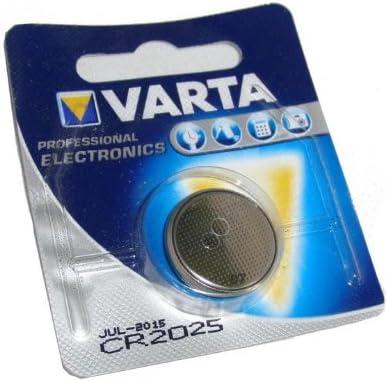 Varta 20vacr2025 Lithium Knopfzelle Elektronik