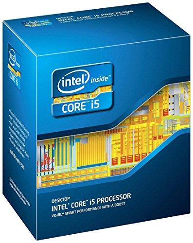 Intel Core i5-3570 BX80637I53570 - Procesador de cuatro núcleos (3,4 GHz, caché de 6 MB, LGA 1155)
